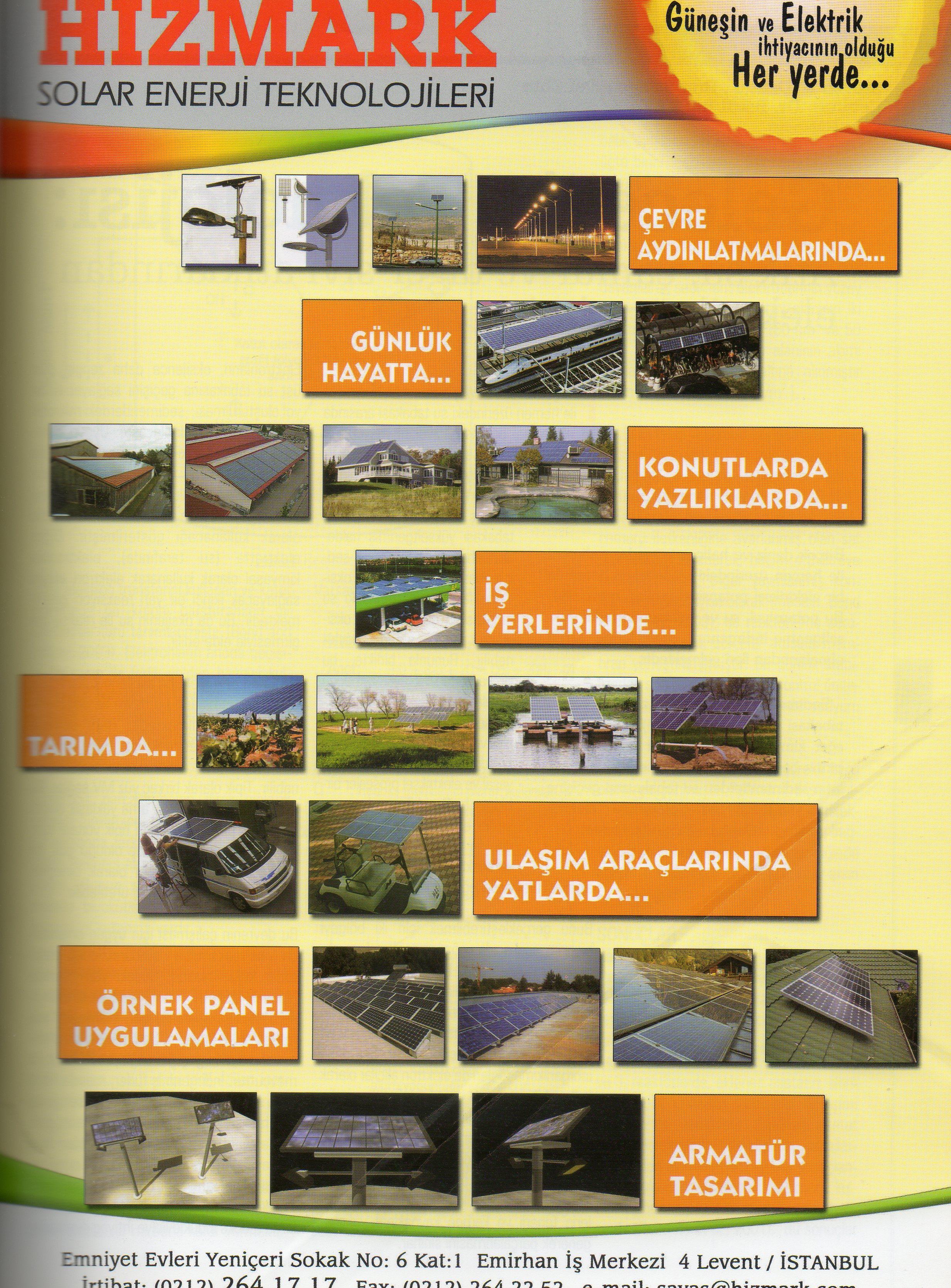 Hizmark Solar Enerji Sistemleri