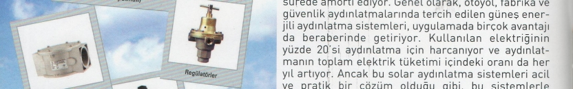 DTK dergisi-Hizmark %100 Bedava Aydınlatıyor