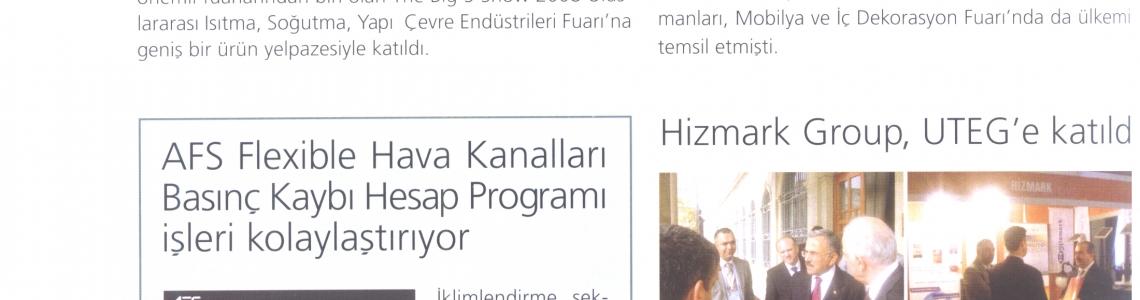 Hizmark Group UTEG'e Katıldı