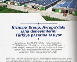 Enerji ve Tabii Kaynaklar Bakanlığı'nın çıkarmış olduğu sektörel yayınla ilgili tanıtım çalışmamız