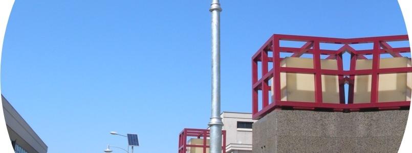 Kent Fabrikası Hizmark Solar Aydınlatmamız