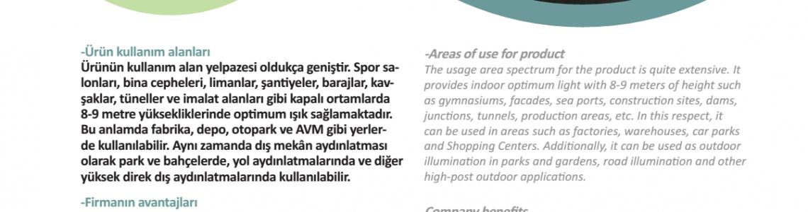 Led Lighting – Hizmark LED Projektör Haberi